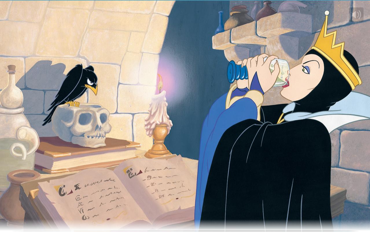 Disney Princess Snow White Story A Very Beautiful